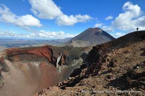 Red Crater, Tongariro National Park.
