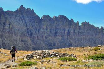 Piegan Pass, Glacier N.P.
