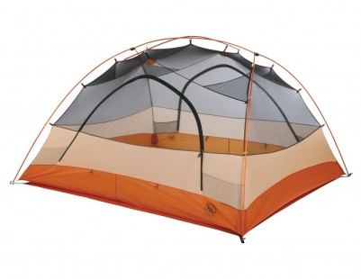 Big Agnes Copper Spur UL 4. Tent  sc 1 st  The Big Outside & Gear Review: Big Agnes Copper Spur UL 4 Tent | The Big Outside