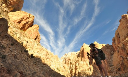 Plunging Into Solitude: Dayhiking, Slot Canyoneering, and Backpacking in Capitol Reef