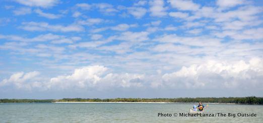 Canoeing the Ten Thousand Islands, Everglades National Park.