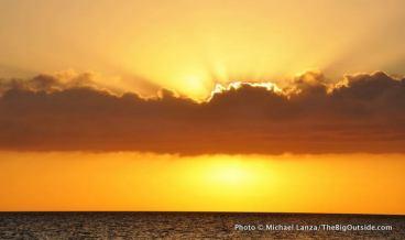 Sunset, Tiger Key, Ten Thousand Islands, Everglades.