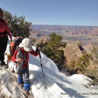 Grandview Trail, Grand Canyon.