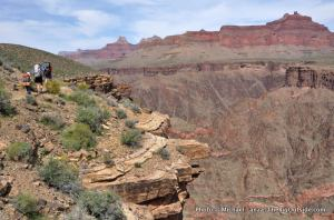 Tonto East Trail, Grand Canyon.