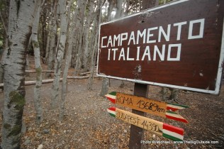 Italian Camp, French Valley.