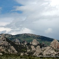 Castle Rocks State Park.
