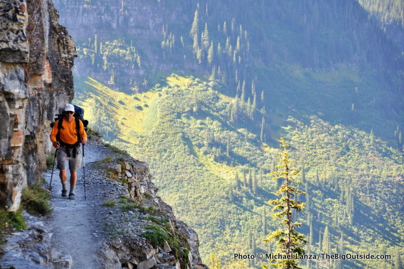 5 Perfect (Big) Dayhikes in Glacier National Park