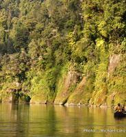 NZ2-208 Day 2, Whanganui River, Whakahoro to Pipiriki, NZ