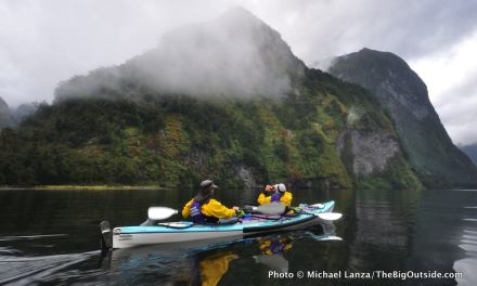 Into the Mystic: Sea Kayaking Doubtful Sound In New Zealand's Fiordland National Park