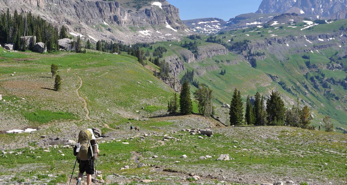 Walking Familiar Ground: Reliving old memories and making new ones on the Teton Crest Trail