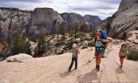 Pilgrimage Across Zion: Traversing a Land of Otherworldly Scenery