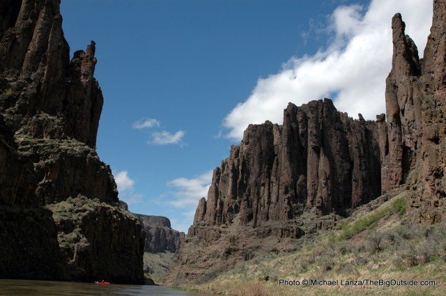 Owyhee River, Idaho, Oregon.