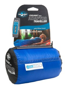 Sea to Summit Coolmax Adaptor Travel Liner