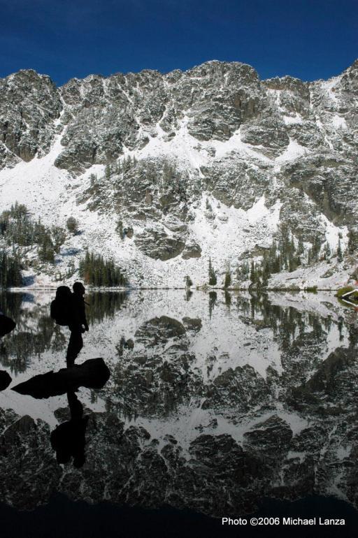 Dog Lake, Seven Devils Mountains.