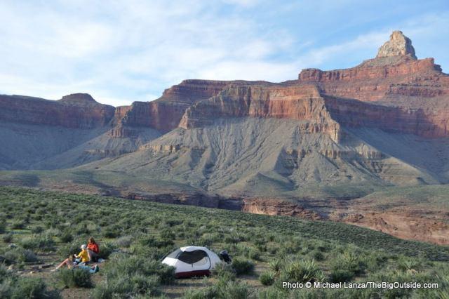 Tonto Trail, Grand Canyon.