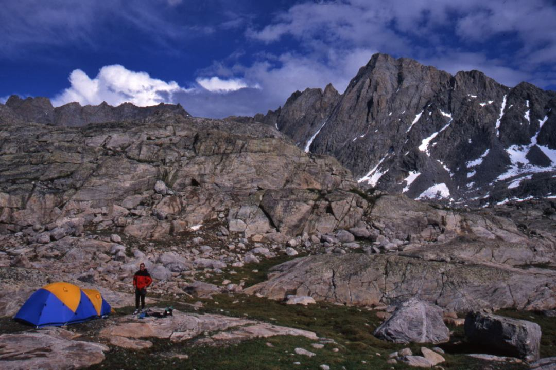 Indian Basin, Wind River Range.