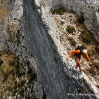 Bernia Ridge, Spain.