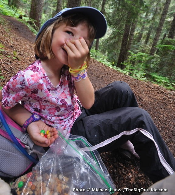 Ask Me: Tips On Food For Backpacking With Kids