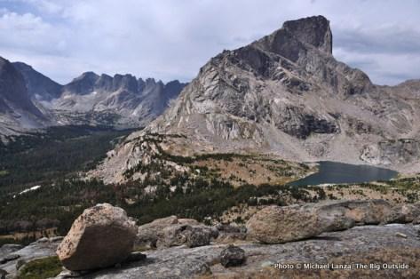 Lizard Head Peak.