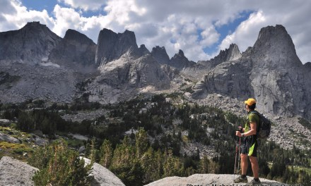 A Walk in the Winds: Hiking a One-Day, 27-Mile Traverse of Wyoming's Wind River Range
