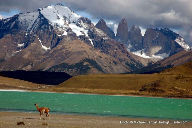 Torres del Paine, Chilean Patagonia.