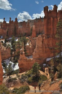 Peek-a-Boo Loop, Bryce Canyon National Park.