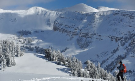Rediscovering A Sense of Wonder: Backcountry Skiing the Tetons