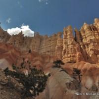 Wall of Windows, Peek-a-Boo loop, Bryce Canyon