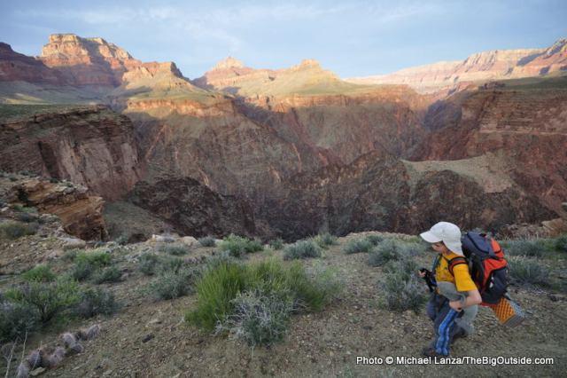 Tonto East Trail, Grand Canyon