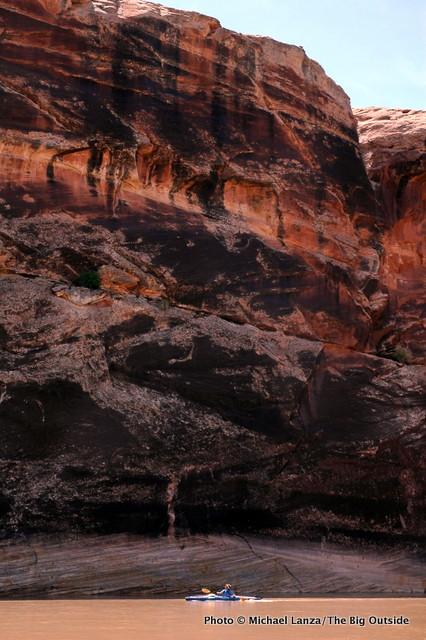 Green River, Canyonlands National Park, Utah.