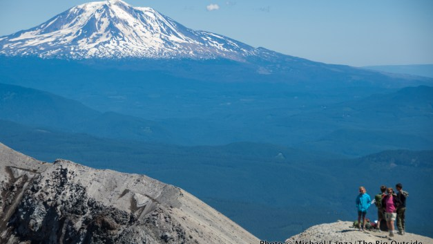 Three Generations, One Big Volcano: Pushing Limits On Mount St. Helens