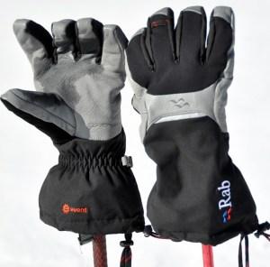 Rab Alliance Gloves