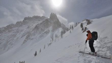 Photo Gallery: Backcountry Skiing Idaho's Sawtooths