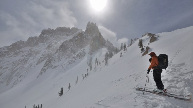 Photo Gallery: Backcountry Skiing Idaho's Sawtooths