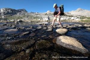 Piute Creek, John Muir Wilderness.