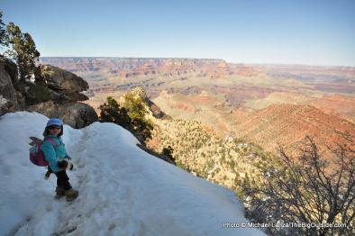 Grandview Trail, Grand Canyon