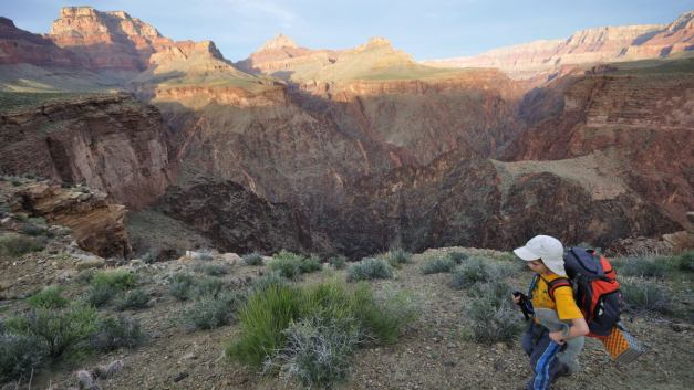 Photo Gallery: Backpacking the Grand Canyon, Grandview Point to the South Kaibab Trailhead