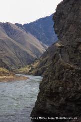 Eagle Nest, Oregon Snake River Trail, Hells Canyon