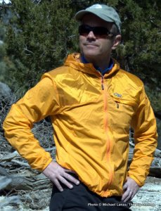 Outdoor Research Helium Hybrid Jacket.