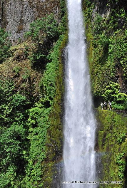 Tunnel Falls, Eagle Creek Trail