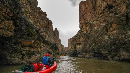 One Photo, One Story: Kayaking the Owhyee River