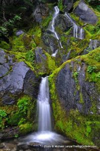 Wonderland Trail, Mount Rainier National Park.