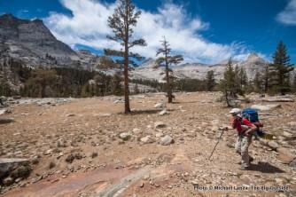 High Sierra Trail, Big Arroyo Canyon.