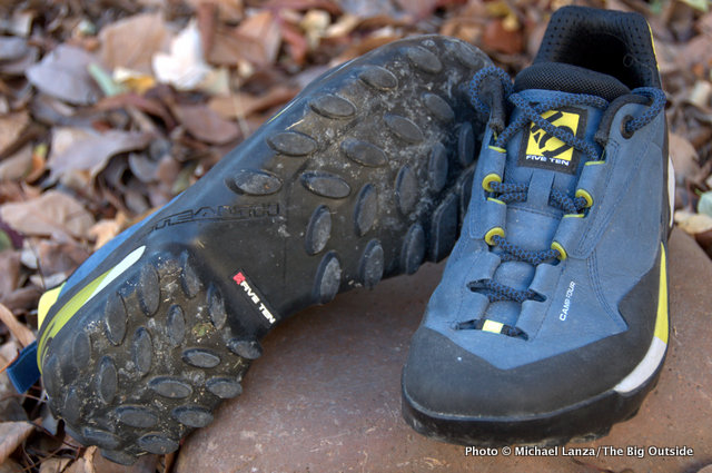 amazon various styles best deals on Gear Review: Five Ten Camp Four Hiking Shoes | The Big Outside