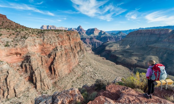 A Matter of Perspective: A Father-Daughter Hike in the Grand Canyon