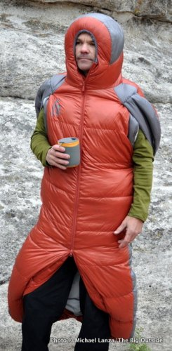 Sierra Designs Mobile Mummy 800 sleeping bag