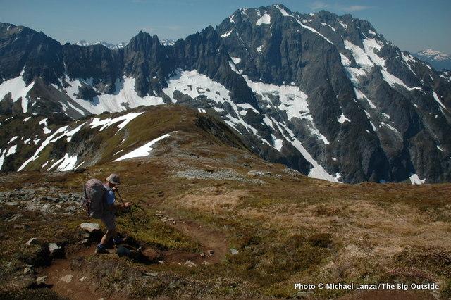 Sahale Arm, North Cascades National Park.