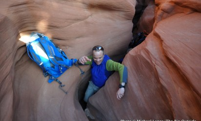 Video: Hiking Utah's Slot Canyons Peek-A-Boo and Spooky Gulch