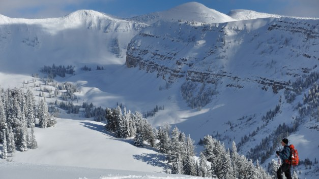 Photo Gallery: Backcountry Skiing the Tetons