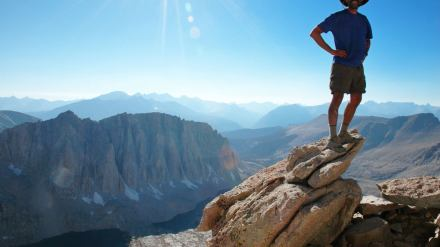 Video: Thru-Hiking the John Muir Trail